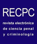 Revista electrónica de ciencia penal y criminología